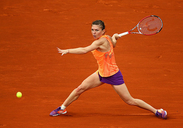 Feeling Fresh and Confident, Halep Undaunted by Paris Expectations