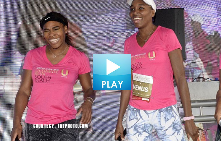 Williams Sisters Singing – Nadal's Tweet of the Year