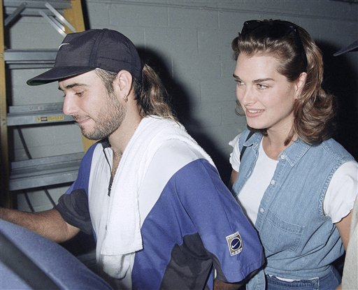 Brooke Shields Talks Andre Agassi Marriage in New Book