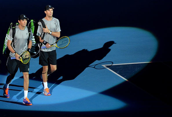 Bryan Brothers Advance Into Doubles Semis in London
