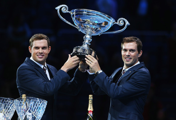 Bryan Brothers Claim Fourth Year-End Title Over Dodig and Melo