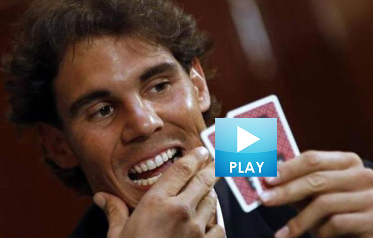Nadal's Poker Victory – Federer's Return – Djokovic's Puppy Love