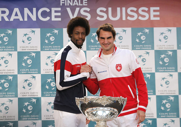 Federer Will Face Monfils on Friday in France