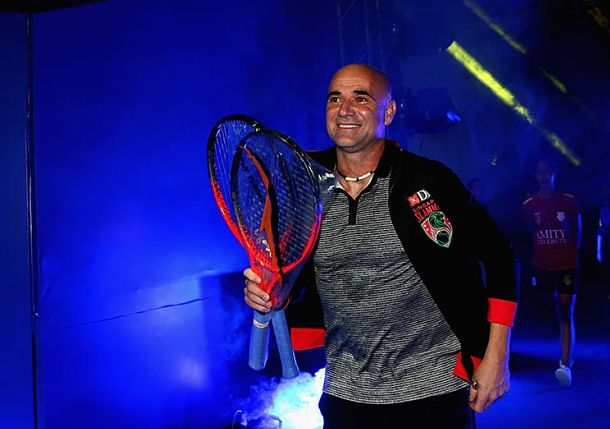 "Agassi on IPTL: ""I Think This Will Grow"""