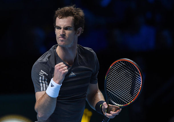 Alive and Kicking: Murray Sets Federer Clash
