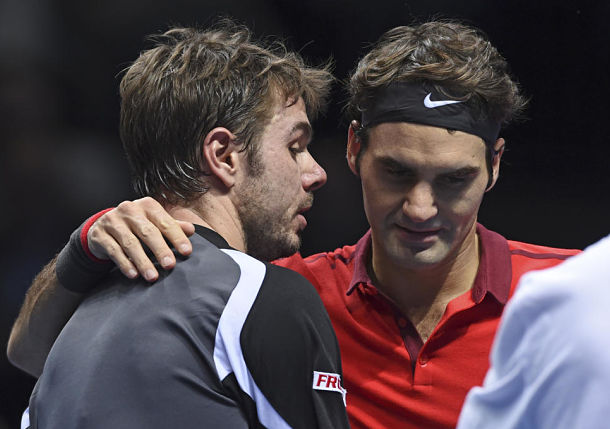 Federer Reportedly Feuding with Wawrinka after Comments