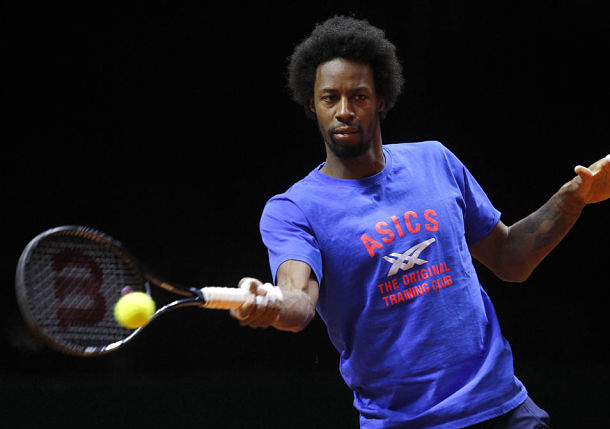 "Monfils on Davis Cup Final: ""I'm a Bit Scared"""