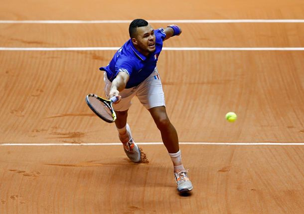 Tsonga Disappointed with French Crowd after Loss