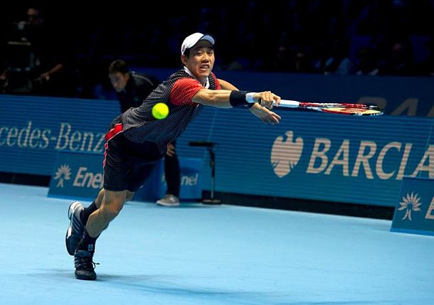 Nishikori Boosts Semifinal Bid with Gritty Victory over Ferrer