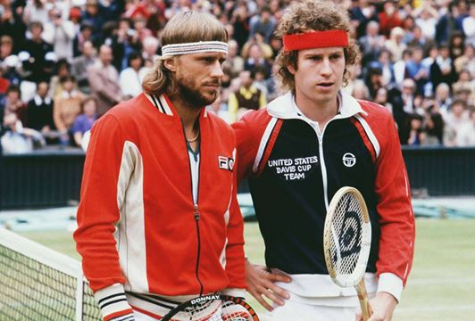 Watch: Borg-McEnroe Film to Open Toronto Film Festival