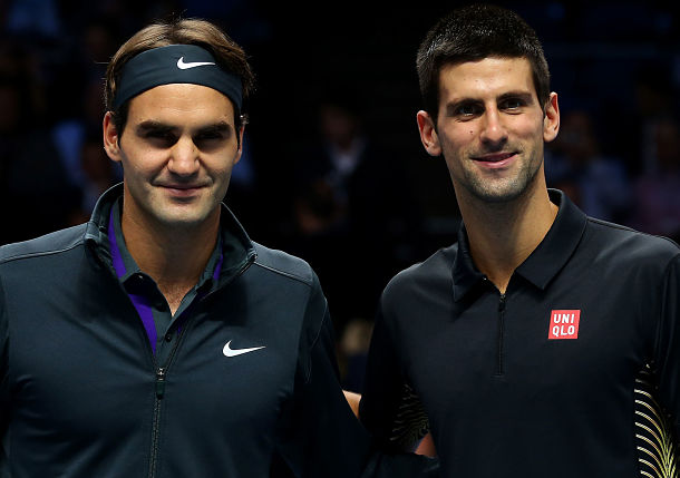 Federer-Djokovic, By the Numbers, Episode 37