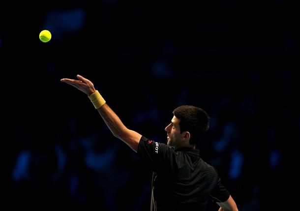 Blowout City: Djokovic Torches Wawrinka in London