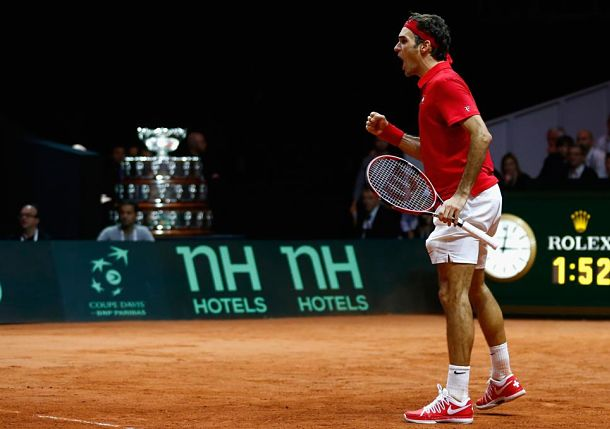 Switzerland Wins First Davis Cup Title