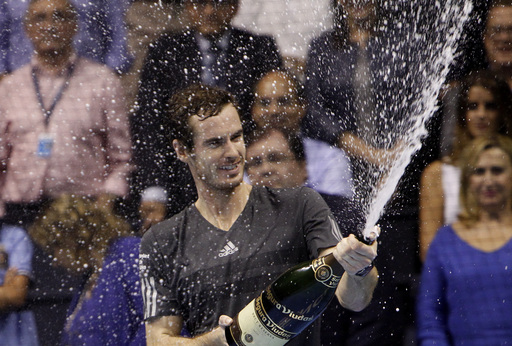 Murray Earns Valiant Victory in Valencia Final Over Robredo
