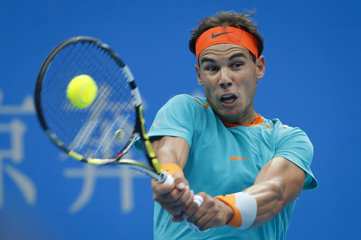 "Nadal Talks Next Season and ""Strange"" ATP World Tour Finals"