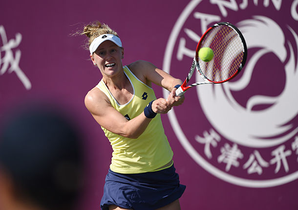 Alison Riske Wins Maiden Title in Tianjin