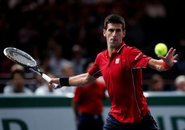 Djokovic Wins in Paris, Increasing Likelihood of Retaining No. 1 Ranking