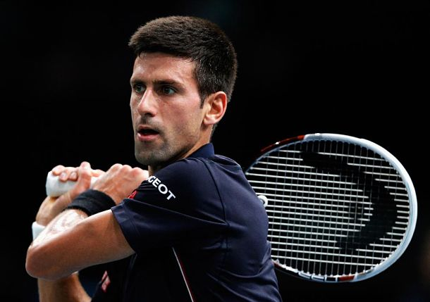 Djokovic Tames Gassed Murray in Paris
