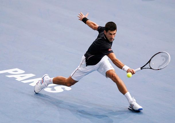 Djokovic, Raonic to Meet in Paris Final