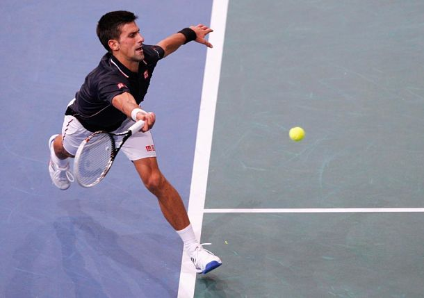 Djokovic Triumphs in First Match as Father