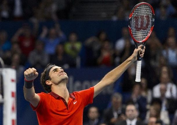 Federer Claims Basel Title, Inches Closer to No. 1