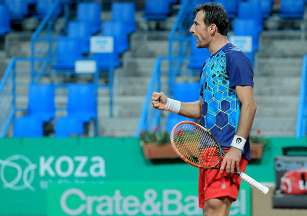 Dodig to Play Dimitrov in Istanbul Quarterfinals