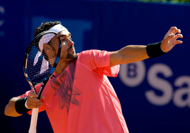 Fognini Upsets Nadal Again to Burst Into Barcelona Quarterfinals