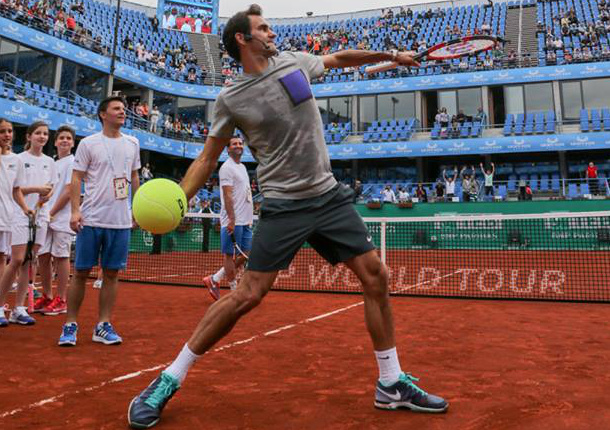 Federer Ready For Launch In Istanbul
