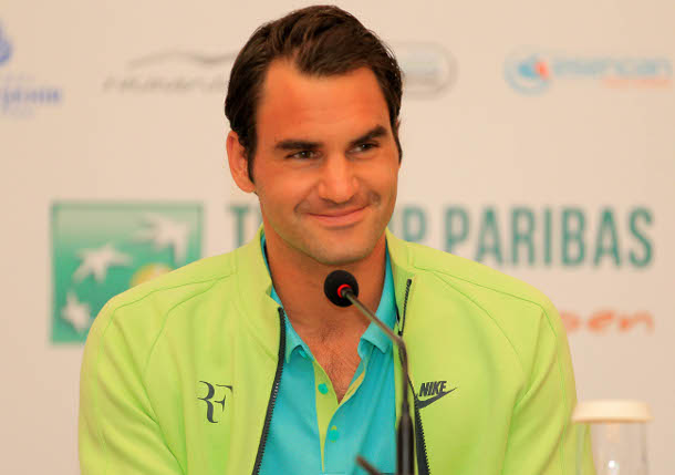 Federer: Nadal and Djokovic are French Open Favorites