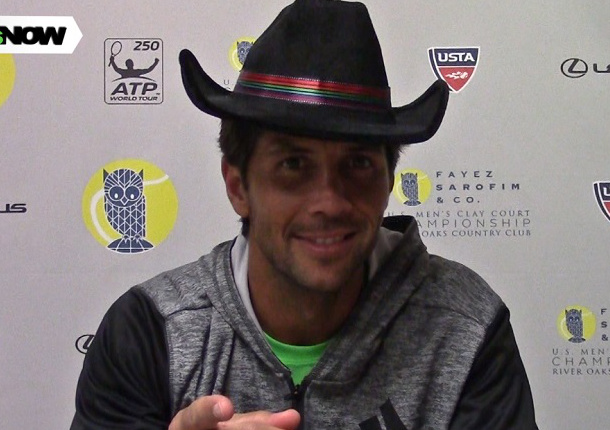 Video: Go Texan with Lopez, Verdasco, the Bryan Brothers & More