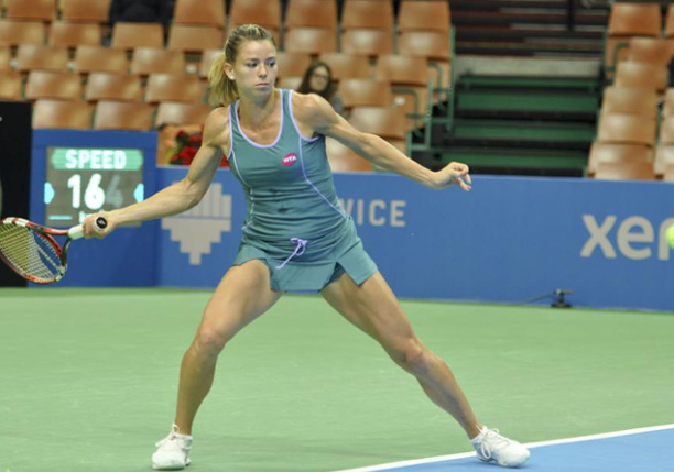 Tension with Federation Causing Giorgi's Olympic Hopes to Fade