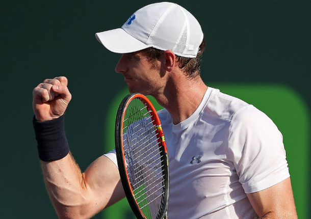 Murray Dismisses Berdych to Reach Miami Final