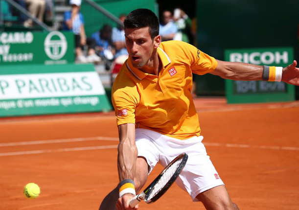 Djokovic Cruises Into Monte-Carlo Quarterfinal vs. Cilic