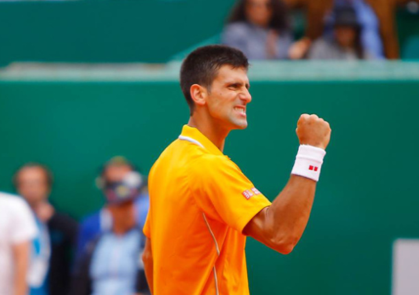 Djokovic Tops Berdych in Monte Carlo For 23rd Career Masters Crown