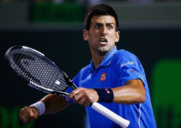 Djokovic Tops Ferrer, Will Play Isner In Miami Semifinals
