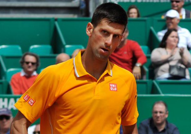 Djokovic Crushes Cilic, Roars Into Monte-Carlo Semifinals