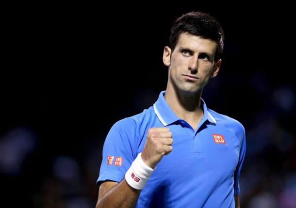 Djokovic Shreds Isner to Reach Sixth Miami Final