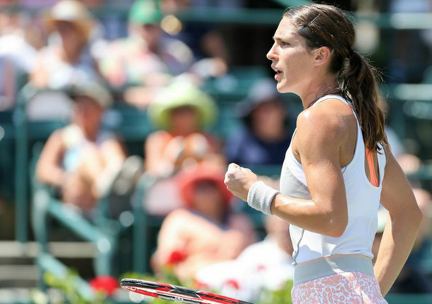 Andrea Petkovic Turned to Visualization, Meditation to Aid Post-Wimbldon Training