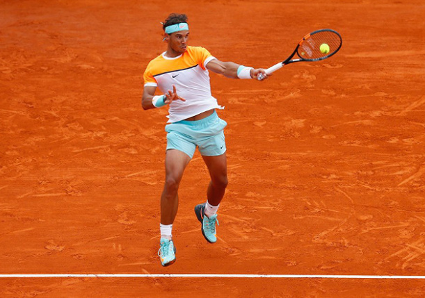 Nadal Pounds Pouille In Monte-Carlo Return