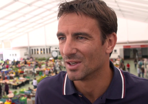 Video: Cooking With Tommy Robredo in Estoril