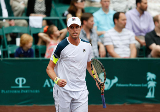 Querrey to Play Sock in All-American Houston Final