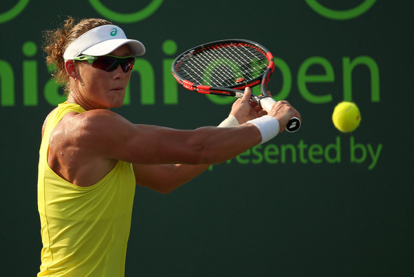 Stosur Reunites With Former Coach Before French Open