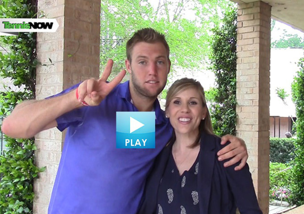 Video: Jack Sock on Dancing Skills, Fashion Sense and Chipotle