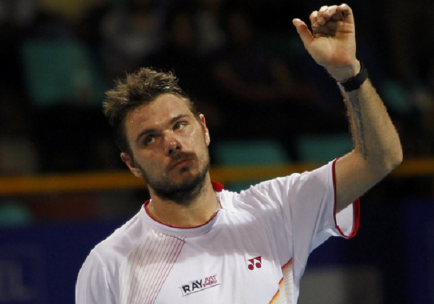 Stan Wawrinka Splits From Wife