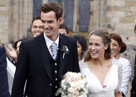 Andy Murray and Kim Sears Have Second Child