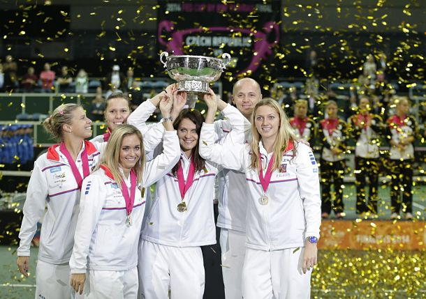 Previewing this Weekend's Fed Cup Action