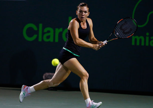 Simona Halep Received Twitter Death Threat While Playing Stuttgart