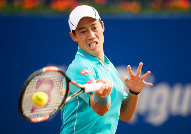 Nishikori Repeats as Barcelona Champion