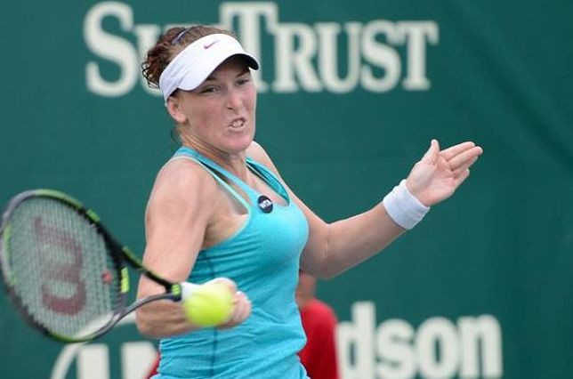 American Brengle Upsets Kvitova in Stuttgart