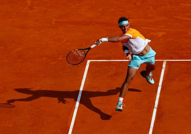 Nadal Comes through Spirited Battle with Ferrer
